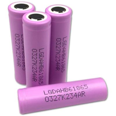 Аккумулятор 18650 LG 18650HB6 1500 mAh Li-Ion
