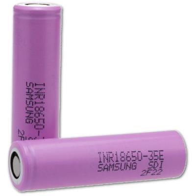 Аккумулятор 18650 Samsung INR18650-35E 3450 mAh Li-Ion