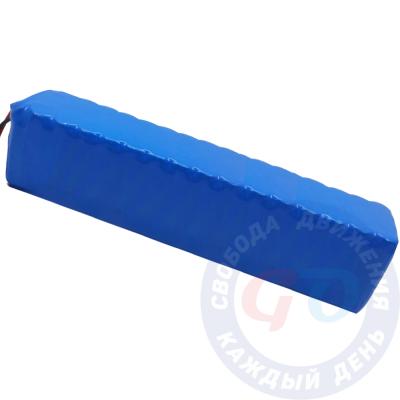 Аккумулятор 60v 10.4ah 15s 4p для электросамоката Xiaomi Mijia m365/m187