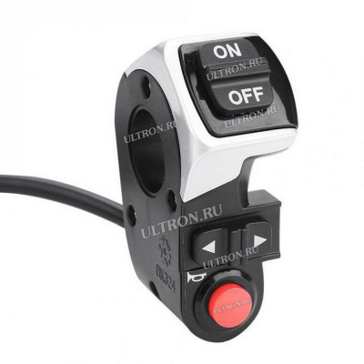 Блок управления светом, сигналом и поворотниками