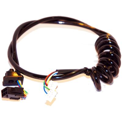 Шлейф соединяющий дисплей с контроллером электросамоката E-TWOW S2