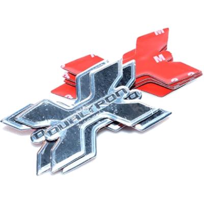 Эмблема наклейка Dualtron X