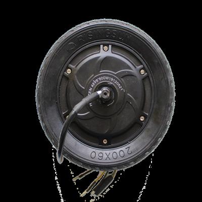 Мотор-колесо 48V 600W в сборе HALTEN RS-01 v.2