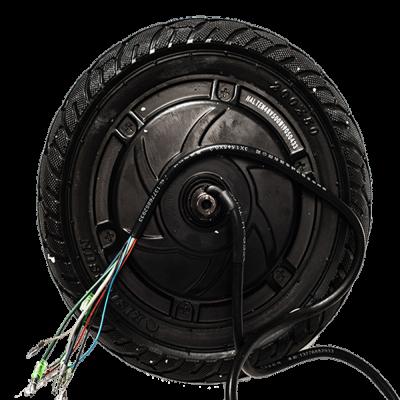 Мотор-колесо с покрышкой 48V 500W HALTEN RS-01