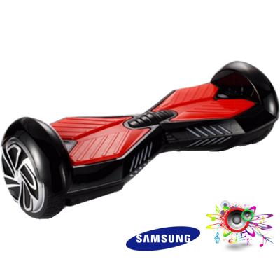 Гироскутер черный 6,5 дюймов GOwheel GO1 mini