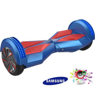 Гироскутер синий 8 дюймов GOwheel GO5 mini bluetooth