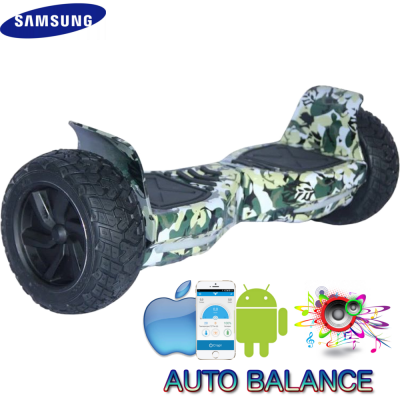 Новый Гироскутер SMART BALANCE OFF ROAD + APP Самобаланс
