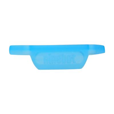 Декоративная резиновая накладка под руль с логотипом для Ninebot- E, E+