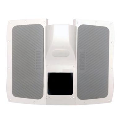Пластиковая крышка корпуса для Ninebot E, E+, белый