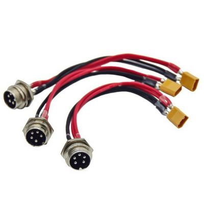 Разъем зарядки моноколеса GotWay 5-pin