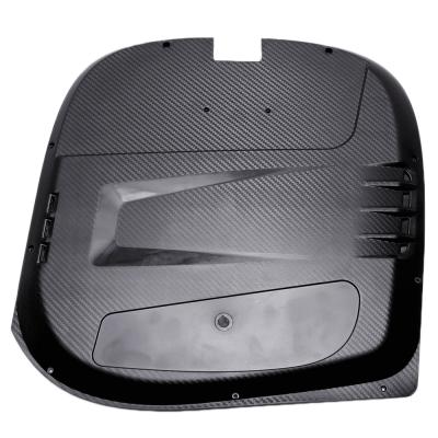 Накладка на корпус моноколеса GotWay MSuper X Black