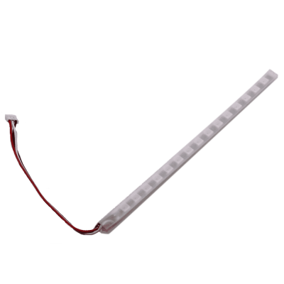 Светодиодная лента моноколеса Gotway MSuper X (левая – передняя)
