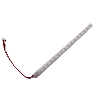 Светодиодная лента моноколеса Gotway MSuper X (правая – передняя)