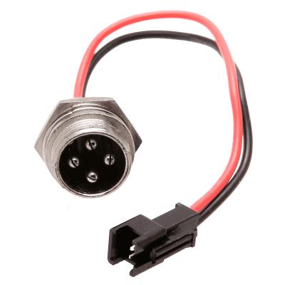 Порт зарядки моноколеса Gotway 84V 4 pin
