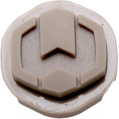 Логотип педали моноколеса Inmotion V8 V5 V5F