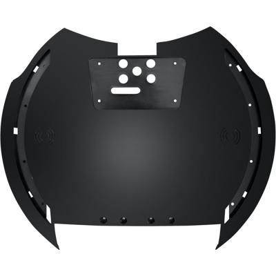 Корпус моноколеса KingSong KS14D Black боковая накладка