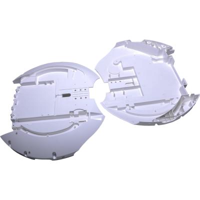 Корпус моноколеса KingSong KS16S Silver левая и правая