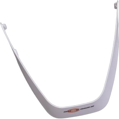 Корпус моноколеса KingSong S18 white задняя накладка