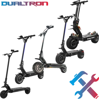 Ремонт Dualtron